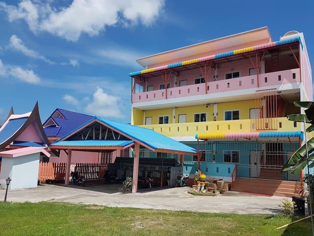 Pakamon  Apartment at  Chalong Pier  6