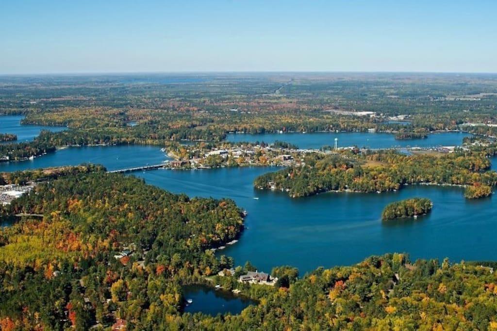 Minocqua Lake