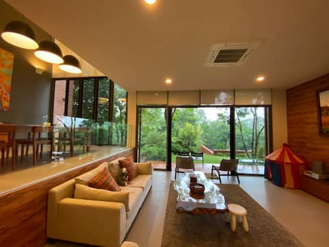 Casa Montana 3 BR Luxury Condo Khaoyai