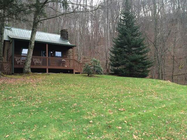 Owl Cottage at Valley Springs 1 BR - Rabun Gap - Cabane
