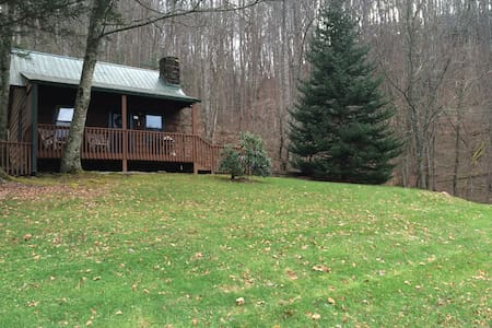 Owl Cottage at Valley Springs 1 BR - Rabun Gap - Cabin