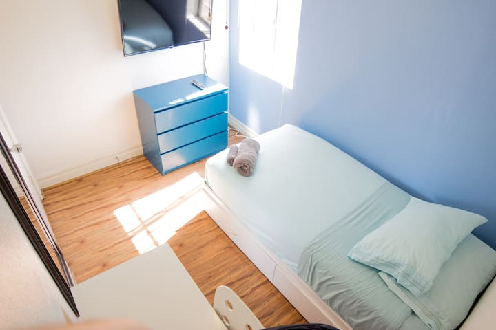 Compact Room in KoreaTown