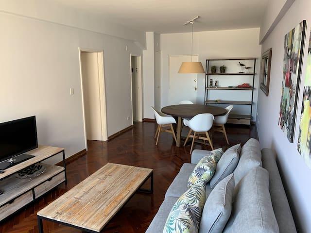 Encantador apartamento en el centro de Recoleta