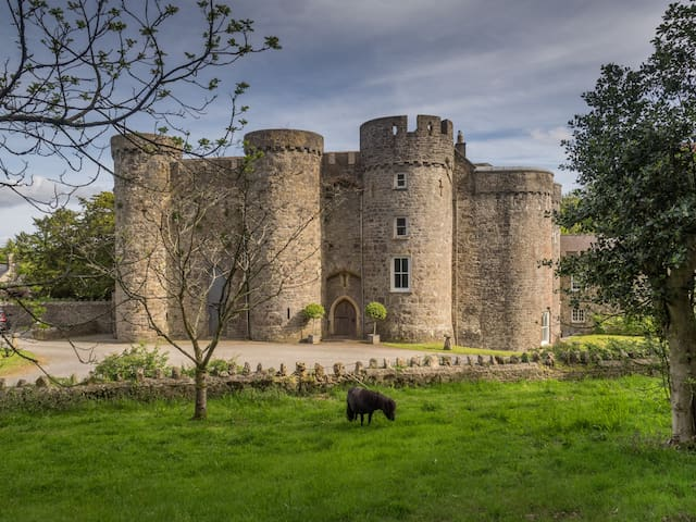 A unique opportunity to stay in a real Castle