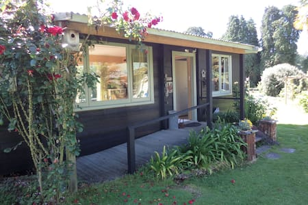 Earthsounds Country Cottage - Taumarunui