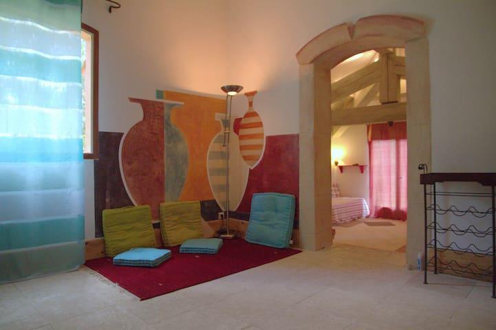 Le Mas LUBERON 84220 Roussillon Gordes