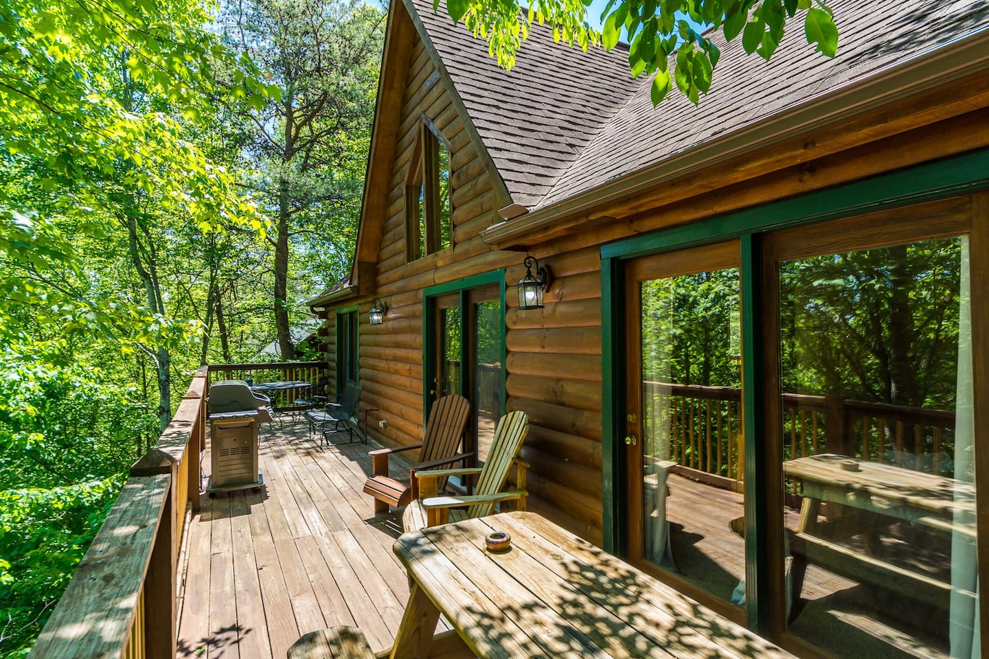 4 nights for the price of 3 any spring stay cabins for rent