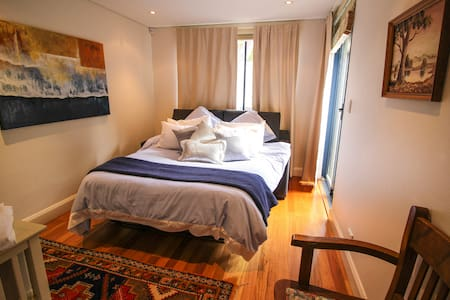 Private Room, Ensuite, close to CBD - Reihenhaus