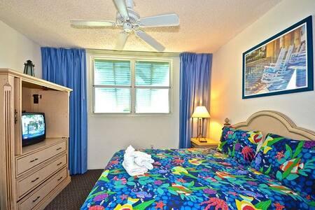 Saint Croix Suite #212 @ Sunrise Suites - 키웨스트(Key West) - 아파트(콘도미니엄)