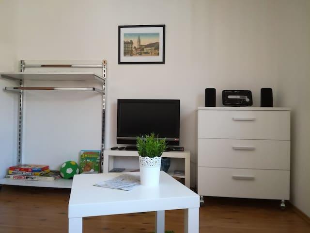 Zagreb accommodation with free parking & wifi NEW