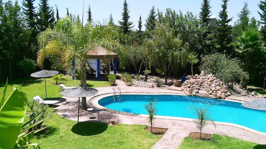 Villa ZrigaHouse sans vis-à-vis et piscine privée