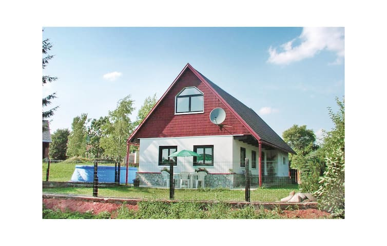 Holiday cottage with 2 bedrooms on 148 m² in Vlcice