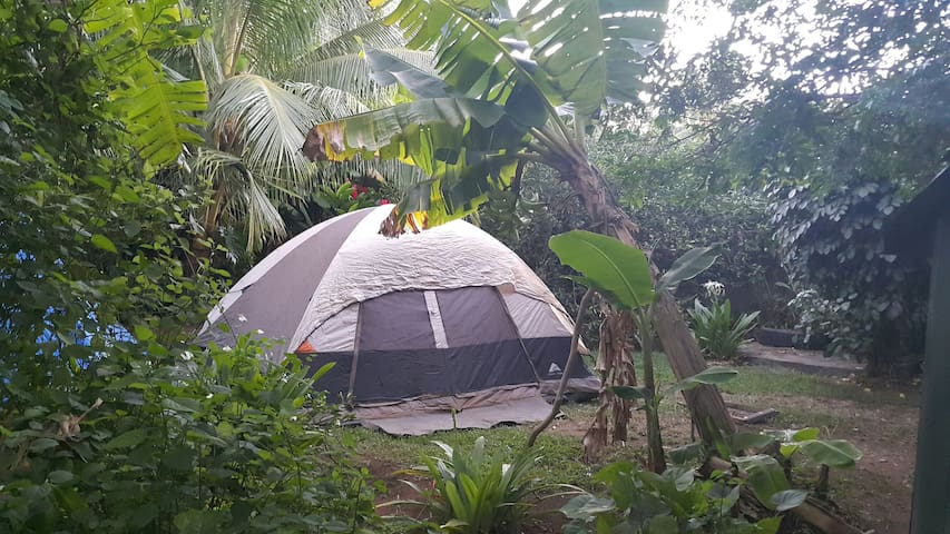 CAMPING SITE - Ticuantepe