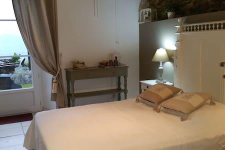 U Lampione appartement Paquerette - Oletta - Rumah