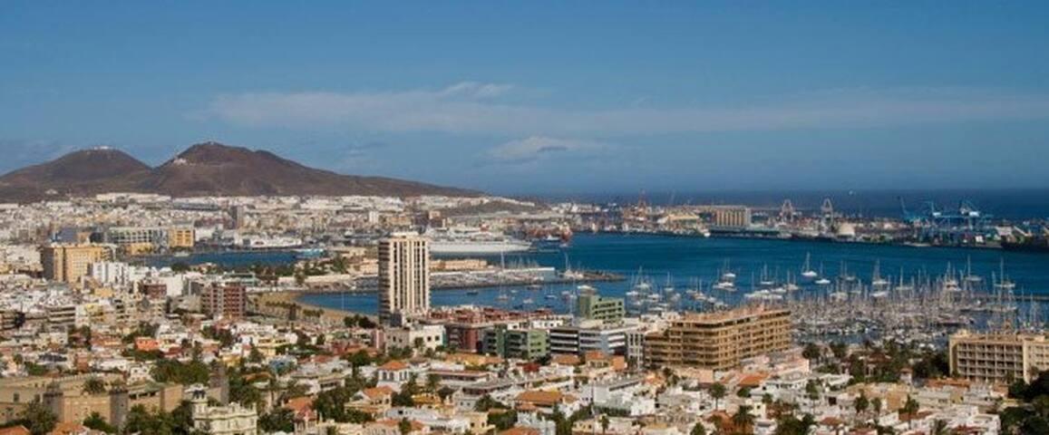 Nice & Cozy / Zona Residencial en Las Palmas