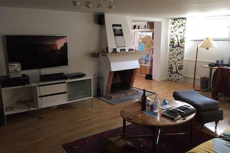 50m2 studio in Enskede - สตอกโฮล์ม