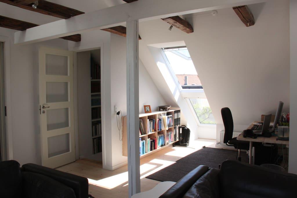 Livingroom 5th floor