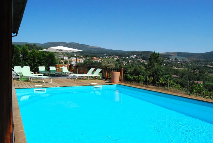 Quinta da Vila - Alvarenga, Arouca - Alvarenga - Bed & Breakfast