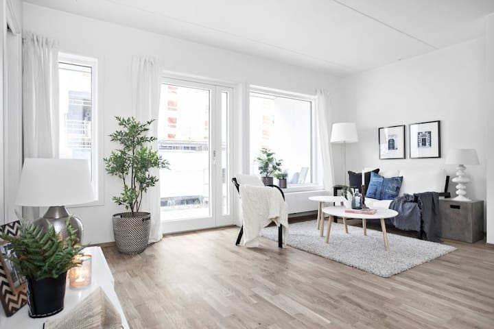 Welcome to a particularly stylish 2 room apartment - Oslo - Appartamento