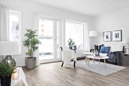 Welcome to a particularly stylish 2 room apartment - 奥斯陆 - 公寓