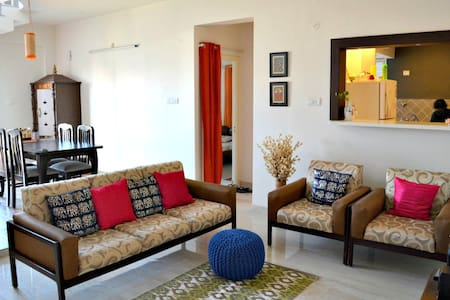 Clean & Cozy Private Room in Family Home - Bangalore