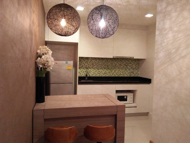 Kitchen Space for your own Cooking