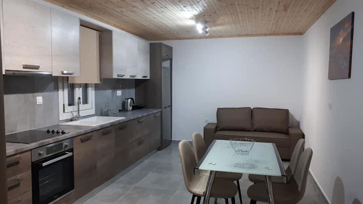 """Modern house ""in Ano Meria, Elehmonas"