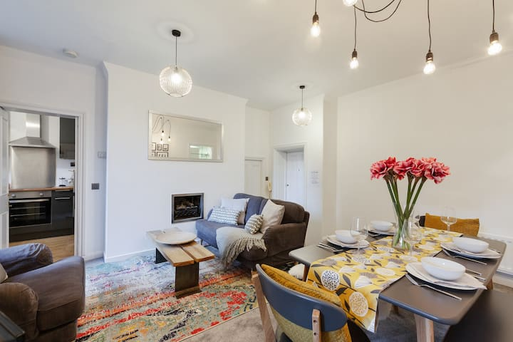Charming 2BDR Flat in Westminster, 5mins to tube