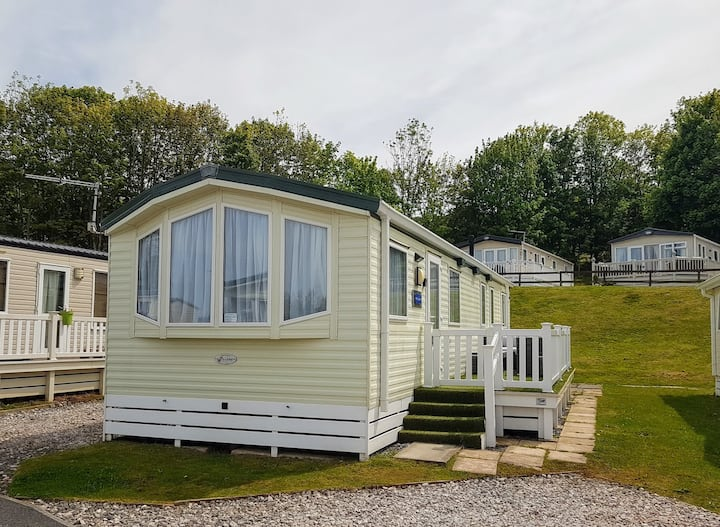 Hillside Caravan at Golden Sands Holiday Park