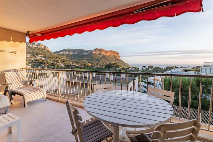 Le Panoramic par Dodo-a-Cassis