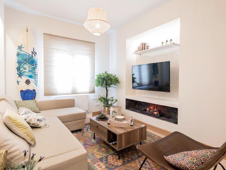 INDAUTXU I apartment by Aston Rentals