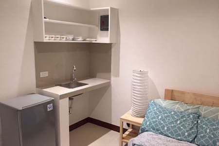 Studio Unit in Pateros,Metro Manila (Unit4 Fermin) - Pateros - アパート