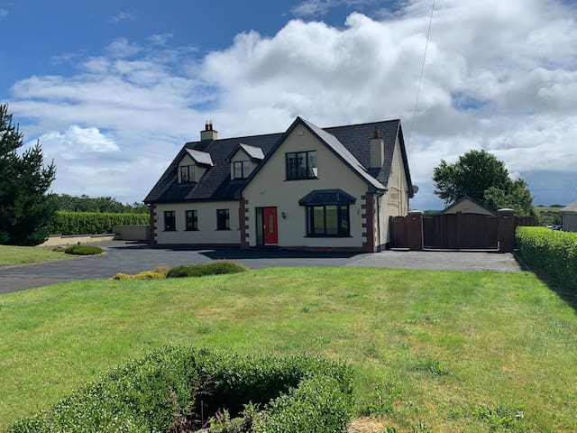 A quiet, spacious rural escape in County Wexford