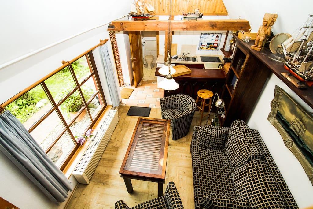 Wohnzimmer FH Paul