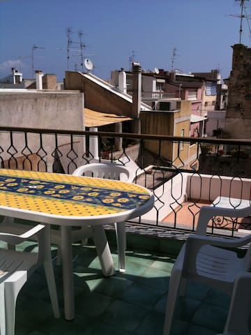 Appartamento a 2 passi dal mare - Canneto - Wohnung