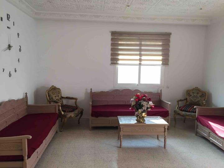 Bel appartement S+1 à Tunis