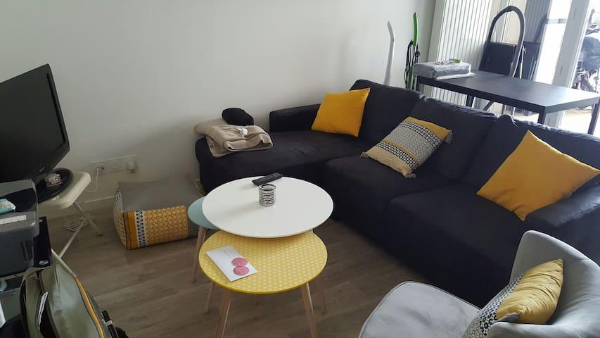 Joli T2 neuf à proximité de Paris - Trappes - Apartemen