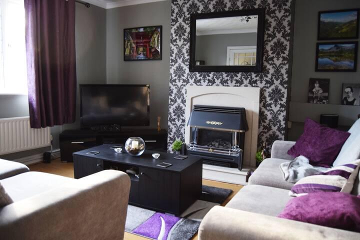 Astley Lodge - Tyldesley - Casa