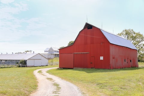 The Weber Farm - Enjoy a beautiful 100 acre farm!
