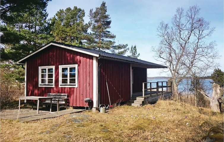 Holiday cottage with 2 bedrooms on 55 m² in Valdemarsvik