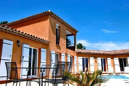 EDEN CAP HOUSE WITH SEA VIEW - Mandelieu-la-Napoule - 别墅