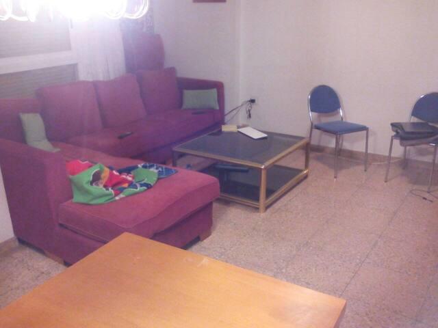 Apartamento en el centro del pueblo - Callosa d'en Sarrià - Huoneisto
