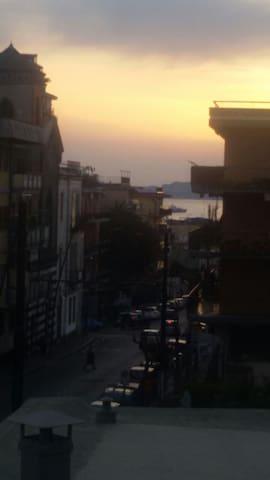Un bilocale tra le ville vesuviane - Portici - Apartament