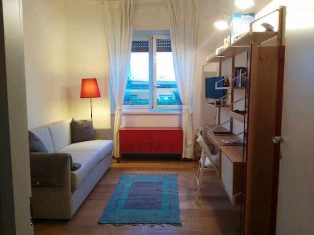 Camera nuova, comoda e silenziosa !