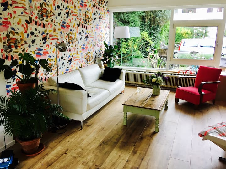 Cosy family home close to Amsterdam