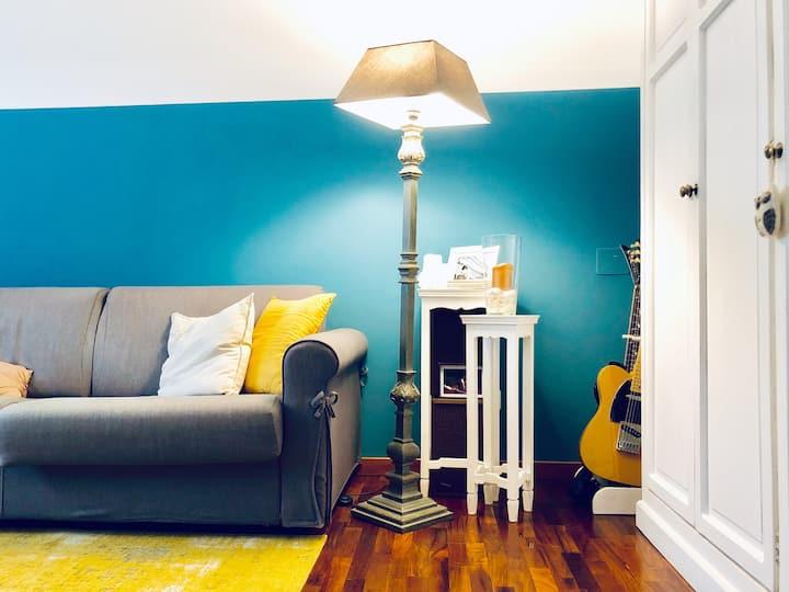 Private room in Via Tortona design district