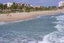 Surfing, Kite Flying, paddle board, kyack, boat, fish, rest, it's your beach day, have it your way
