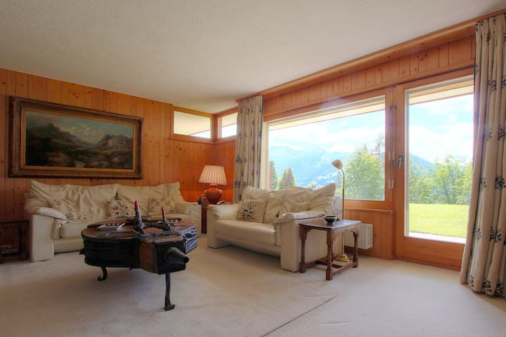 3-bedroom apartment with open fire in Verbier - Bagnes - Wohnung
