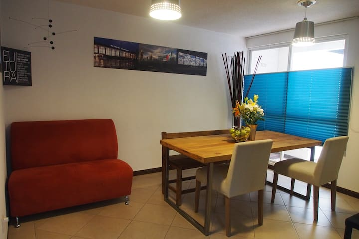 Departamento cómodo y céntrico - Ciudad de México - Appartement