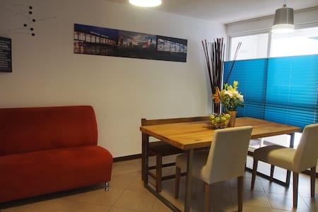 Departamento cómodo y céntrico - Mexiko-Stadt